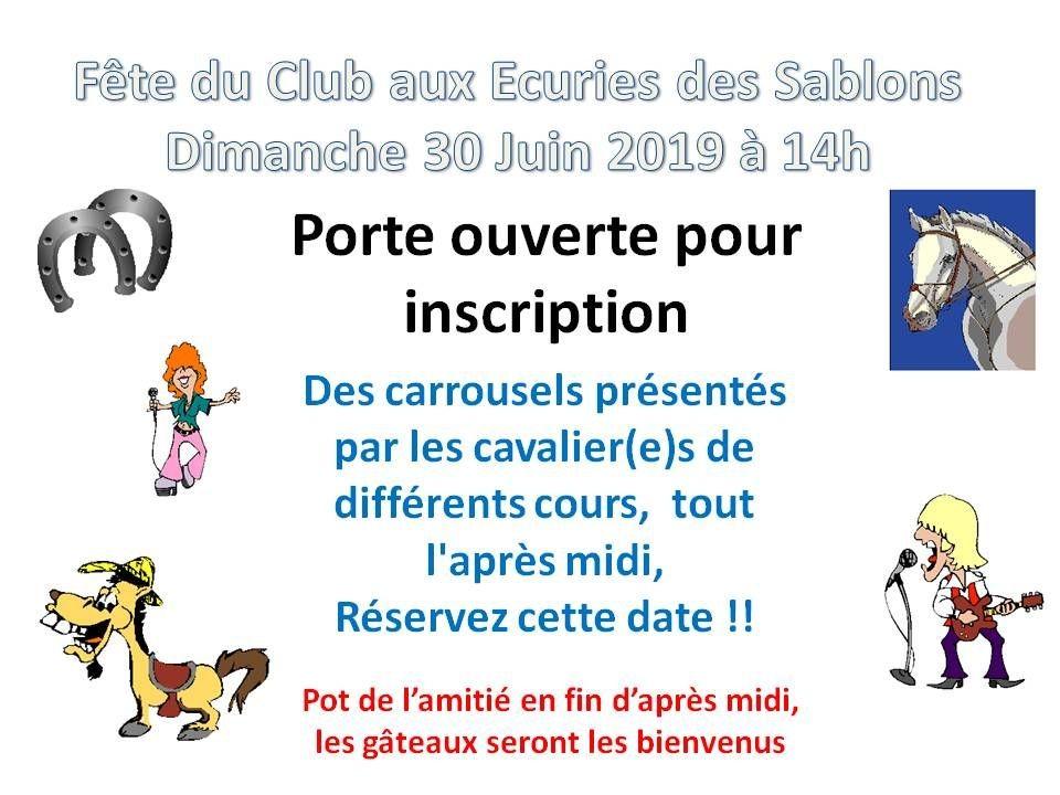 30 - 06 - 2019 Fête du club