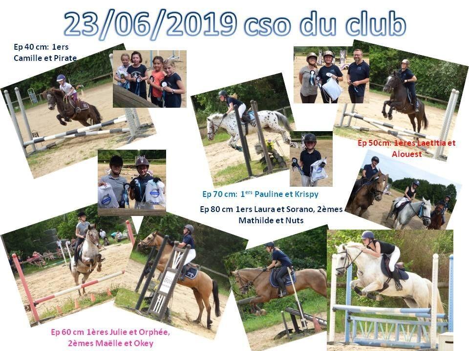 23 - 06 - 2019 CSO Club