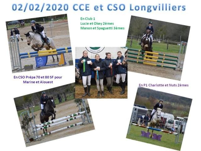 02 - 02 - 2020 CCE et CSO Longvilliers